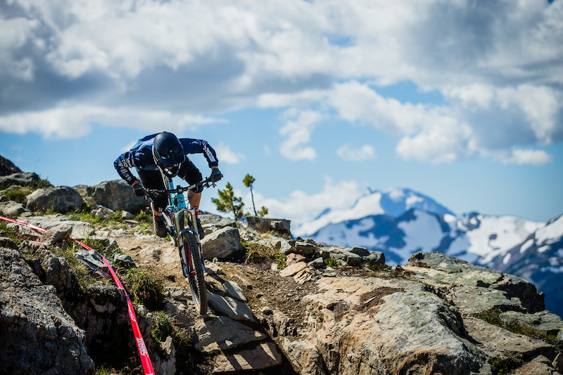 EWS 6 2016. Whistler Canada. Photo by Matt Wragg.