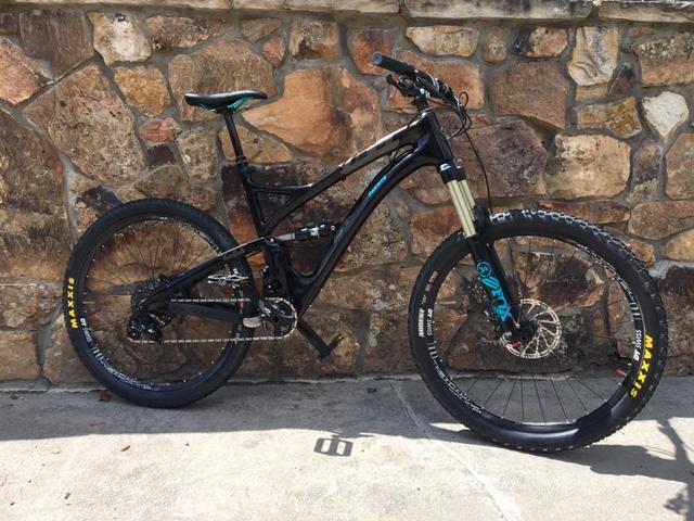 2016 Yeti Sb5 Enduro For Sale