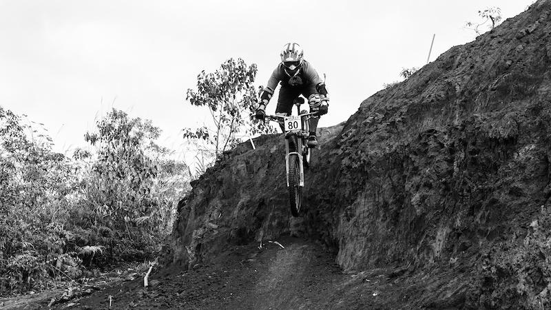 UCI Asia Mountain Bike Series Sabah - Downhill