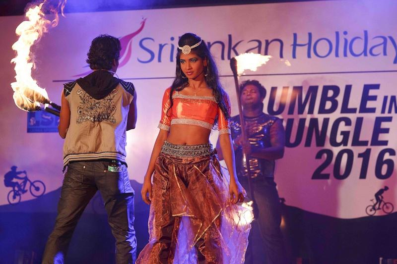 Sri Lankan Holidays Rumble in the Jungle 2016