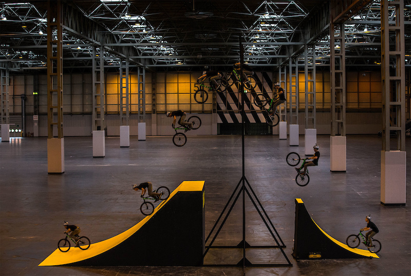 Guinness World Record High Jump with Daryl Brown - Pinkbike