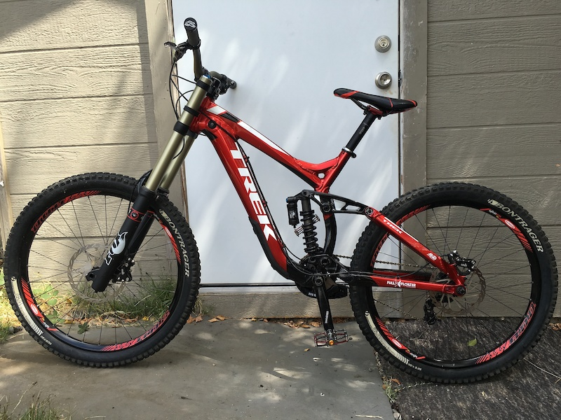 2014 Trek Session 88 Dh Downhill Mtb Bike Medium For Sale