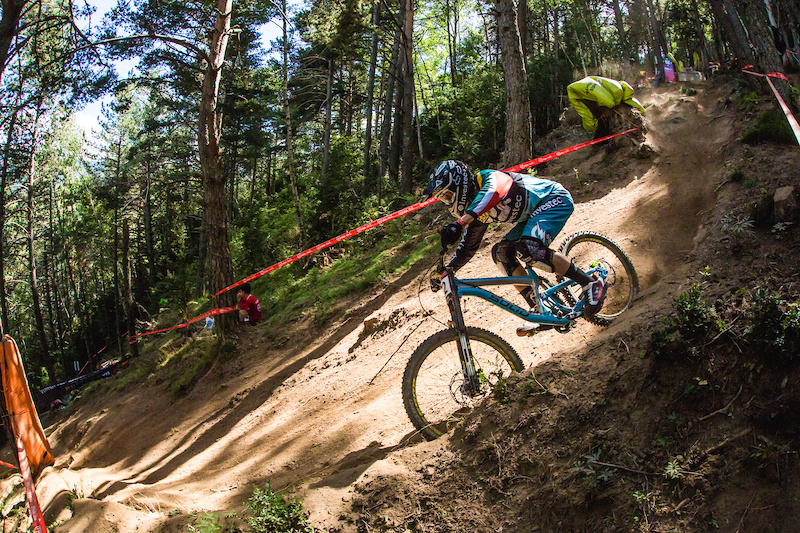 Stefan Garlicki Solid bikes DH racer interview