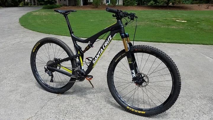 2016 Santa Cruz Tallboy CC XT build XL