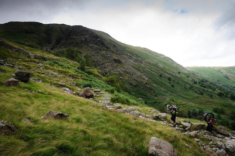 Tour of the Tarns