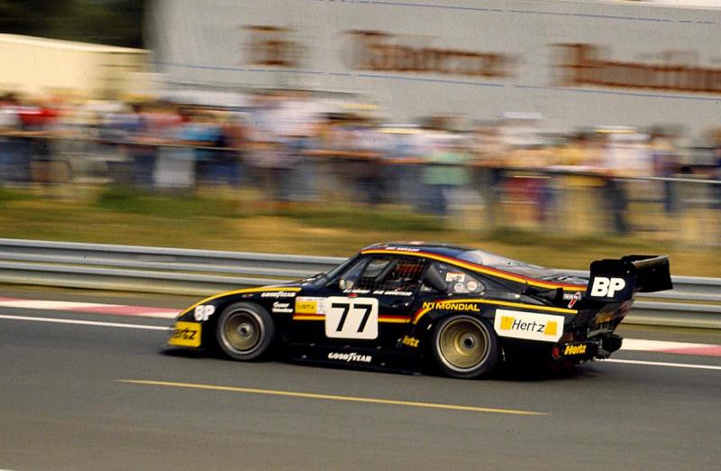 Porsche 935 K3 GARRETSON from 1982 inspired the SHAN GT 935