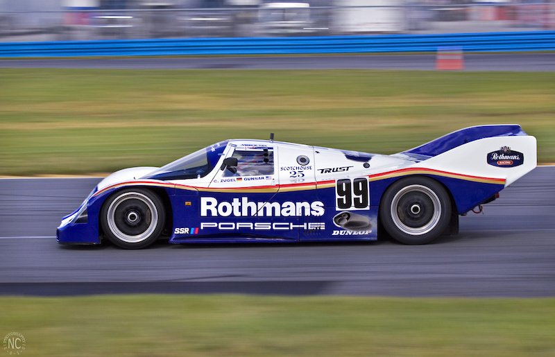 Porsche 962 Rothmans from 1982 inspired the SHAN GT 962