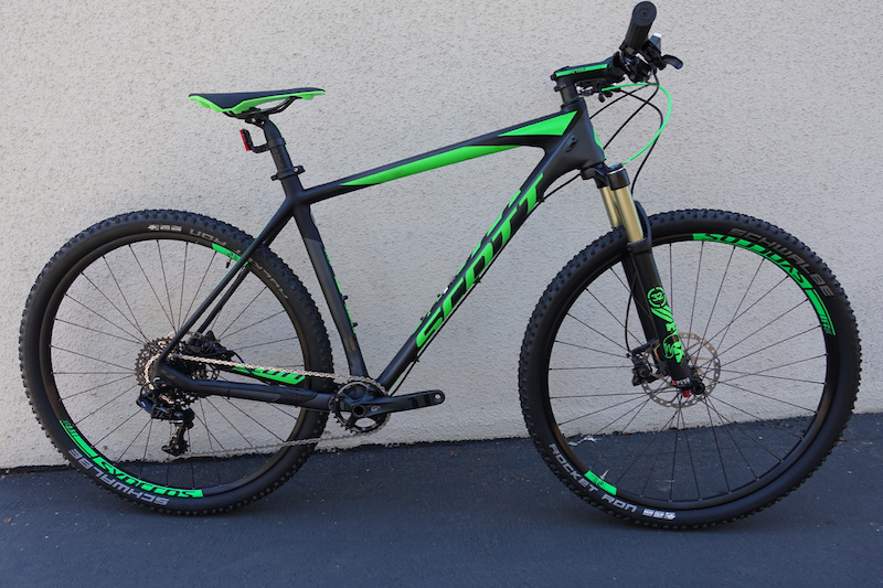 2016 New Scott Scale 920 Carbon Hardtail Xl 29er For Sale