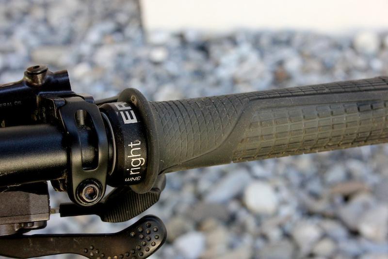 Ergon Gd1 Mtb Gravity Series Grips Black Bike
