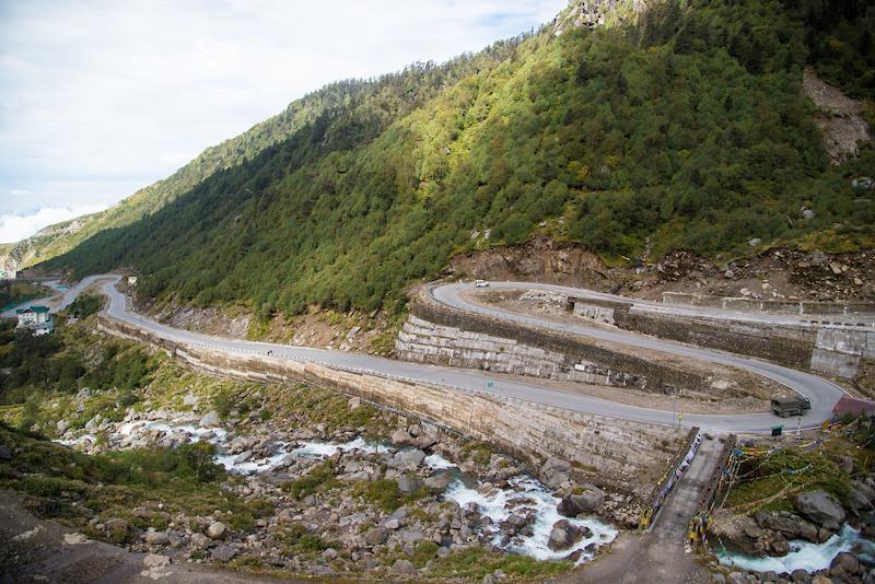 Sikkim Border Raid MTB