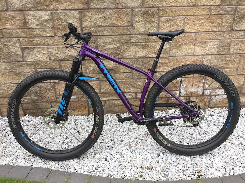 c2a2e1c0b69 2016 Trek Stache 7, 17.5, 29+ Plus Mountain Bike, Hardtail For Sale