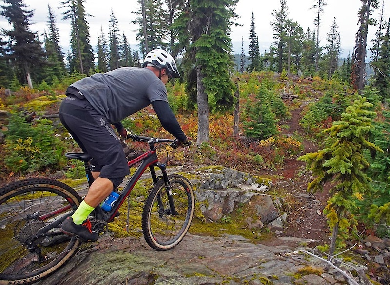 Vernon Fall Mountain Biking Part Two Sovereign Lakes and Kalamalka Park