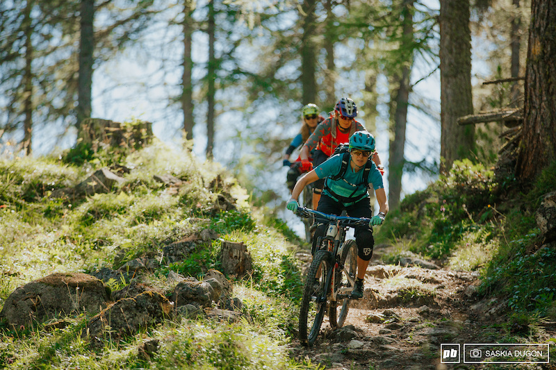 bcc90685 Snapshot: A View of Women's Mountain Biking From the Industry ...