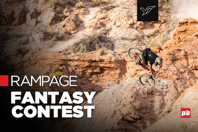 Rampage Fantasy Contest 2016 Photo Colin Meagher