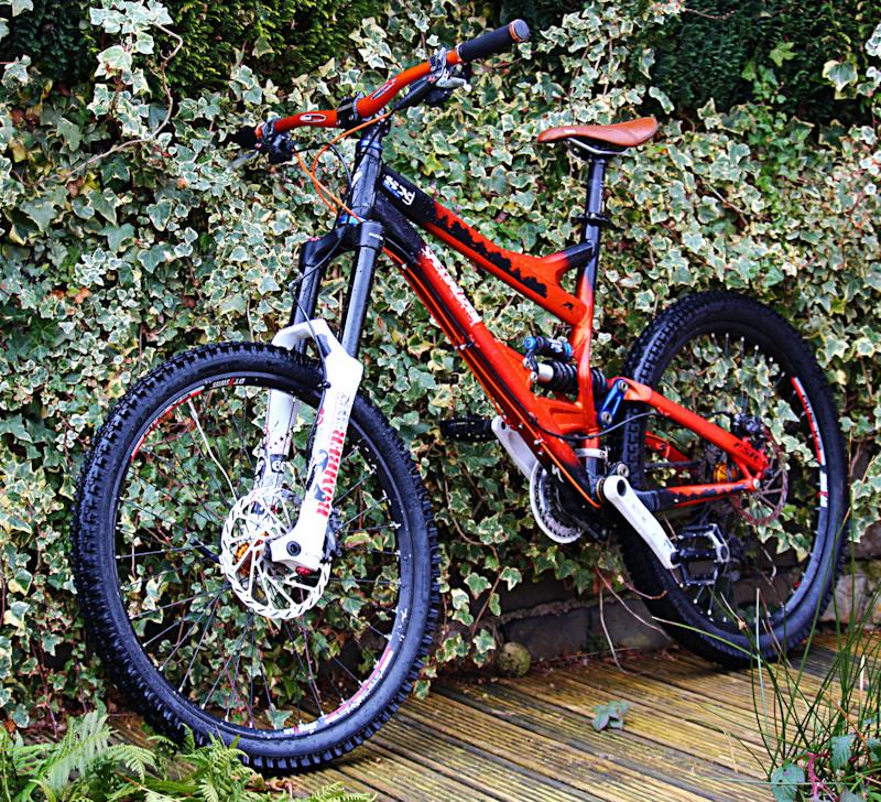 2009 Specialized SX Trail ii