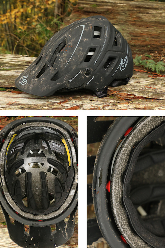 6D ATB-1T Helmet