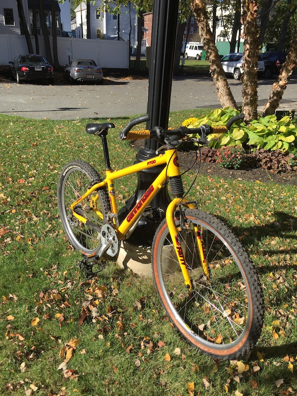 Cannondale Bikes For Sale >> 1999 Cannondale F700 For Sale