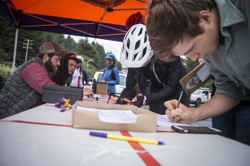 HSU Cycling Home Race