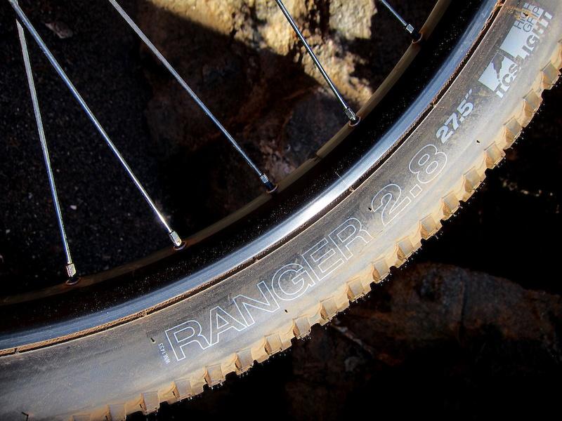 WTB Ranger TCS Light Fast Rolling Mountain Bike Tire 27.5 X 2.8 Tubeless for sale online