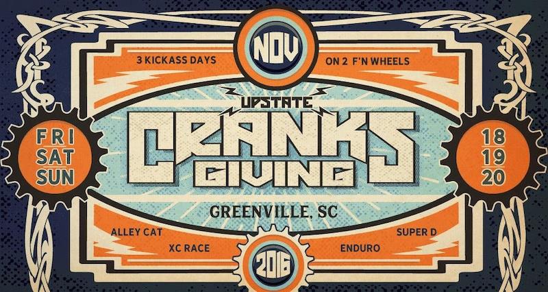 Cranksgiving 2016