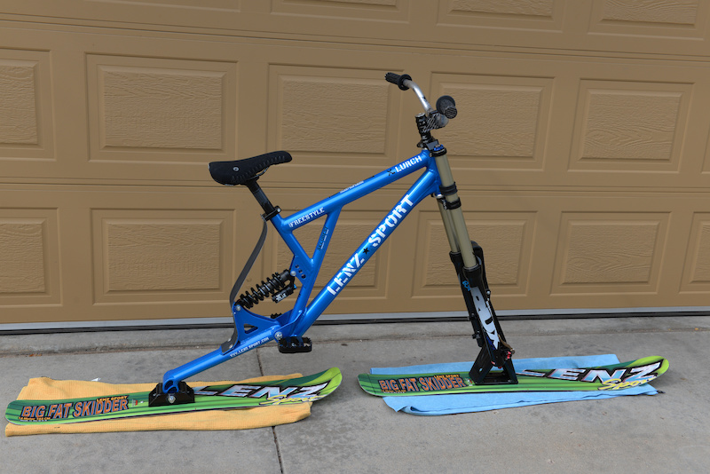 Ski Bike For Sale >> 2016 Lenzsport Lenz Sport Xl X Lurch Launch Ski Bike For Sale