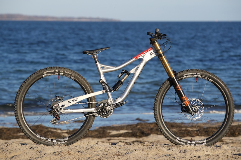 Alutech Unveil the Sennes DH 29 - Pinkbike