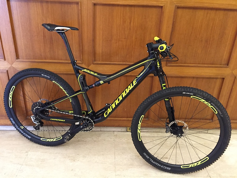 2017 Cannondale Scalpel Si Carbon 2 Upgraded New For Sale