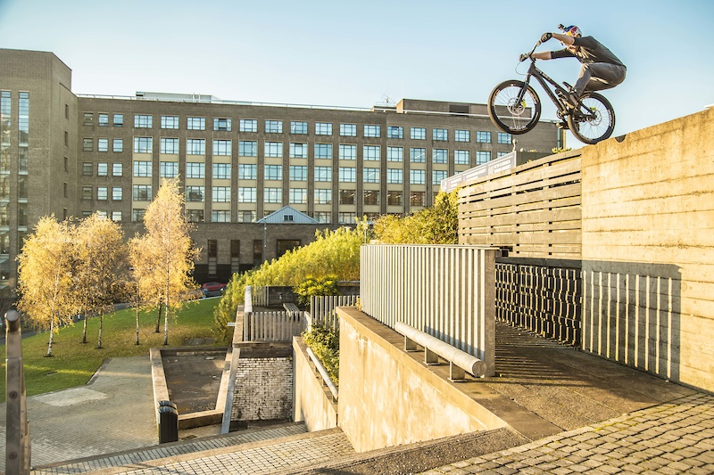 Danny MacAskill: Past to Present