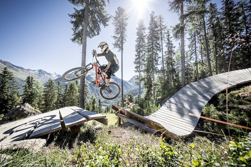 Bikerepublic S lden Zaahe Line by Rudi Wyhlidal