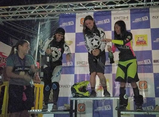 Urban Downhill Chapter 9 awards- the champagne incident