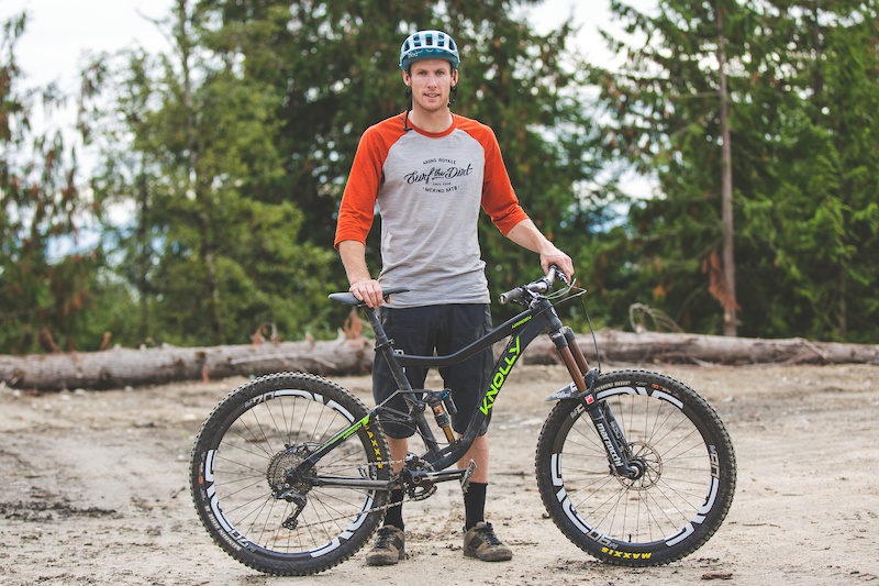 Knolly Bikes Bids Farewell To Conor Macfarlane Pinkbike