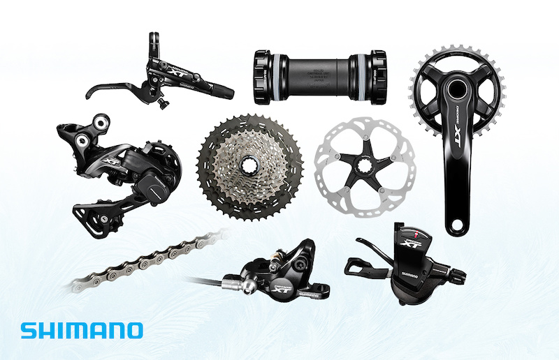 Win a Shimano XT Drivetrain and Brakes - Pinkbike's Advent