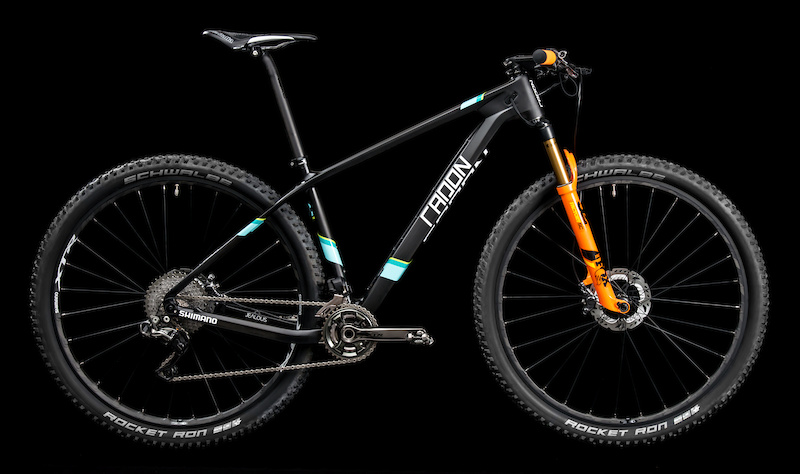 Shimano Partner with Radon XC and DH Teams