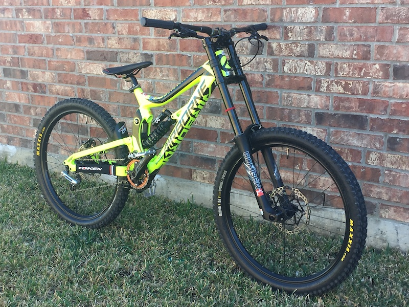 2016 Airborne Pathogen SS DH Bike for sale For Sale