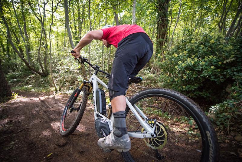 Cycling Kids T Shirt No Guts No Glory Mountain Biking Bike Downhill Cyclist