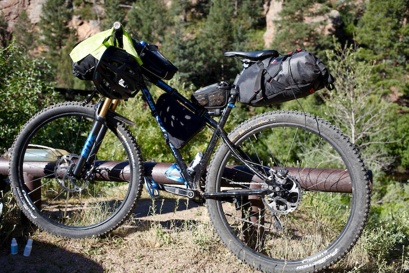 Bikepacking the Colorado Trail