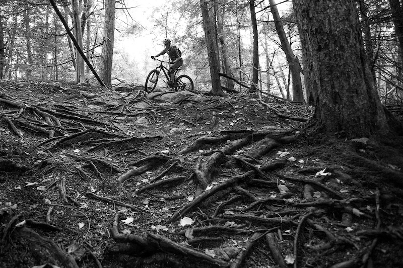 Fall riding in Ontario