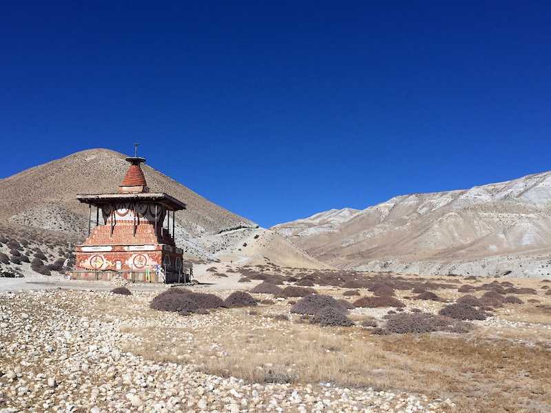 Stage 7 Crazy Stupa again