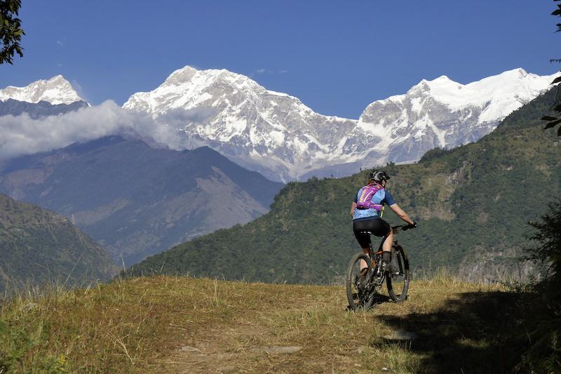 Stage 1 Langtang Himalaya
