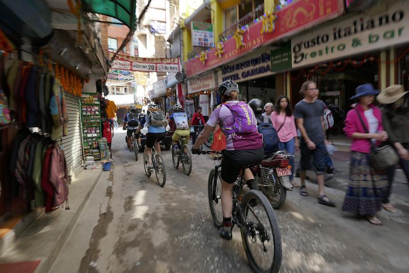 Kathmandu Riding