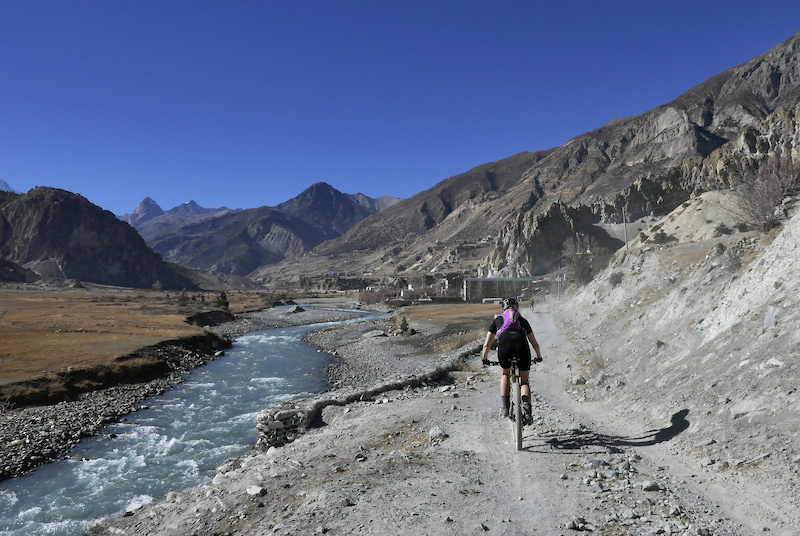 Stage 3 Into Manang