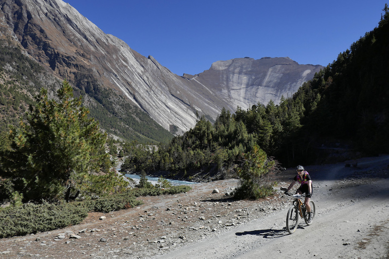 Stage 3 Valley ride