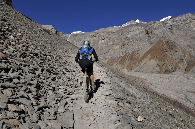 Stage 4 Landslide Ride