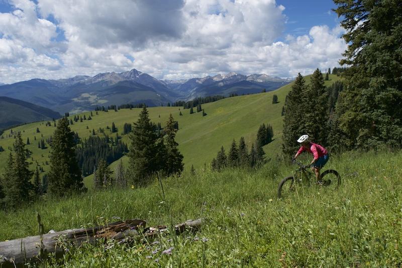 grand traverse mountain bike trail colorado. Black Bedroom Furniture Sets. Home Design Ideas