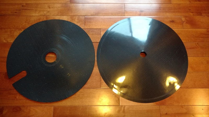 2015 Catalyst Carbon Disc Wheel Cover For Sale