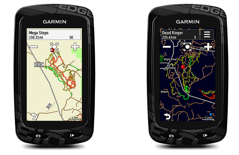 Trailforks Basemap For Garmin Pinkbike