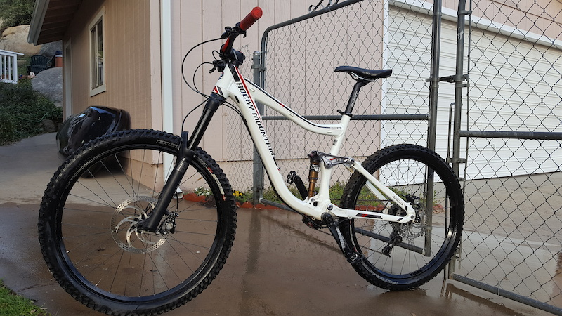 2013 rocky mountain slayer 50 w 2015 pike for sale. Black Bedroom Furniture Sets. Home Design Ideas