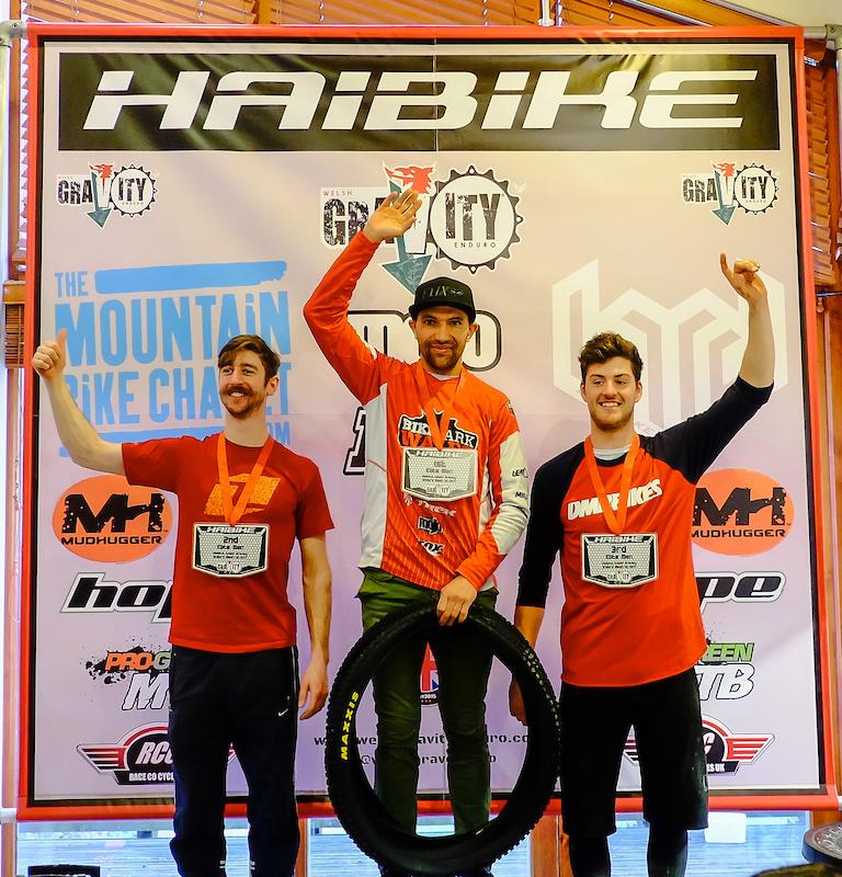Haibike Welsh Gravity Enduro Mash Up 1 Afan 2017