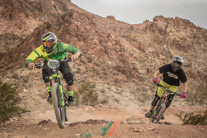 Photo by Ian Cook of Elements of Exposure taken at the 2017 DVO Mob n Mojave at Bootleg Canyon.