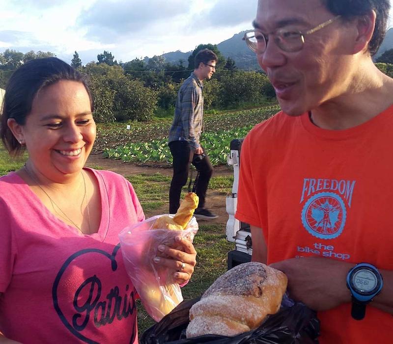 Pan from Panaderia Se Llama Betty just outside Antigua